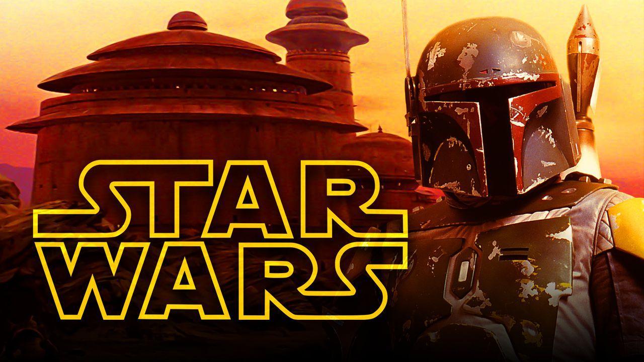 Star Wars logo, Boba Fett