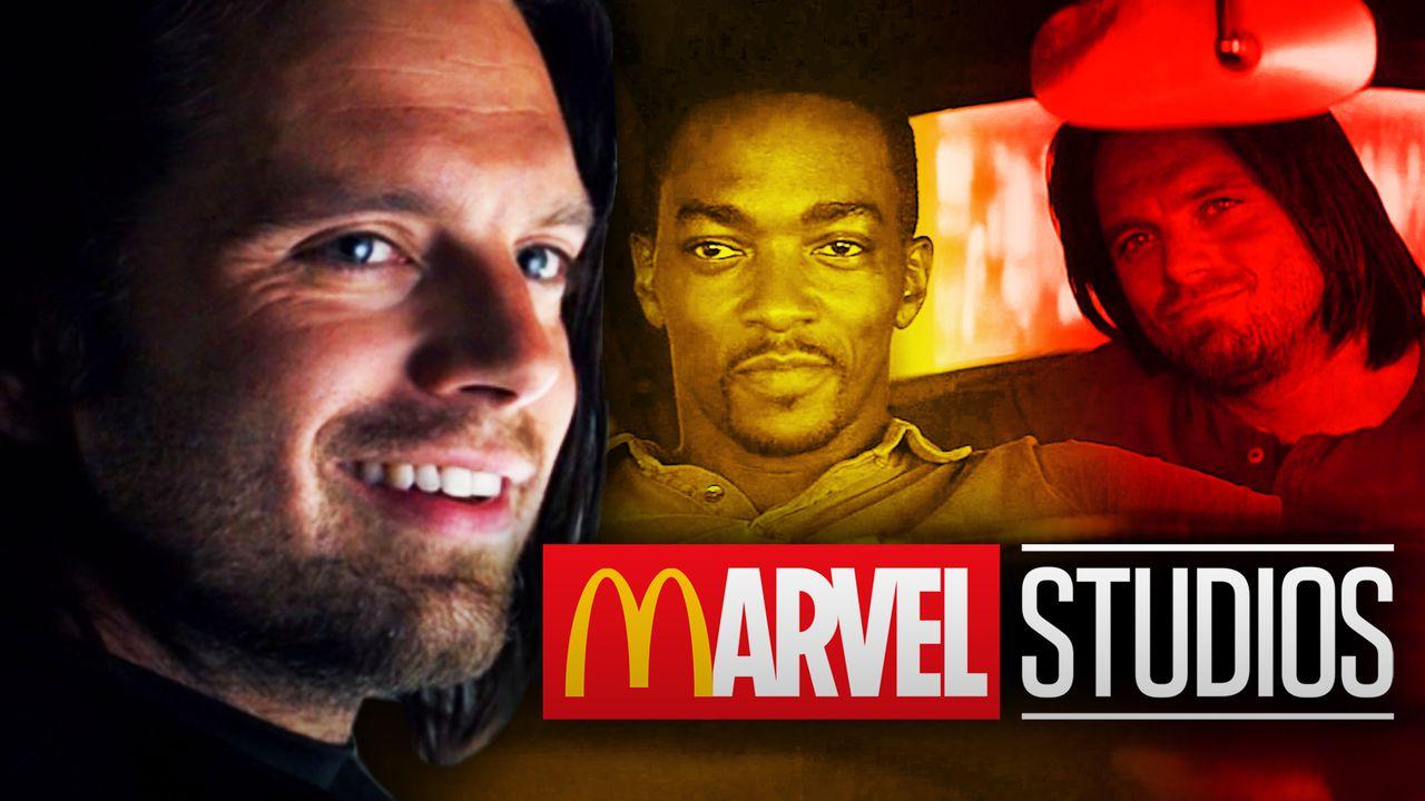 Bucky Civil War, Falcon and Bucky Civil War