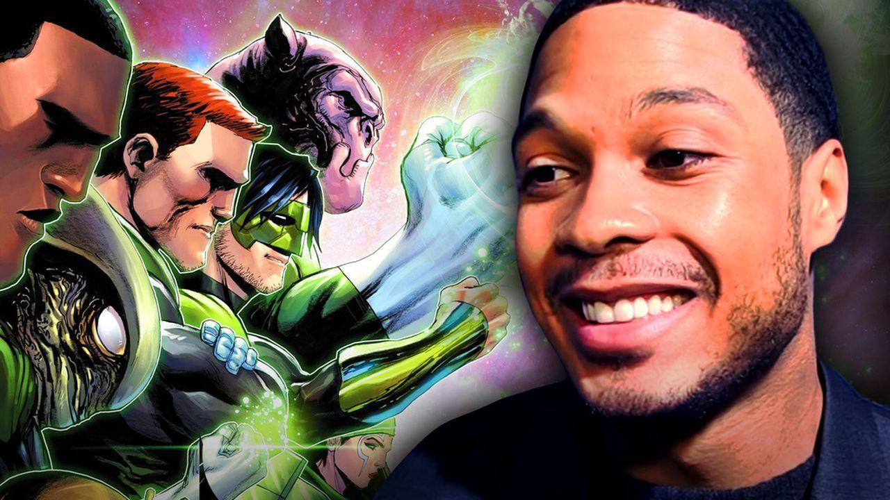 Green Lantern Corps, Ray Fisher