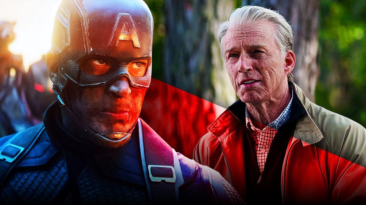 Chris Evans as Captain America, Avengers: Endgame
