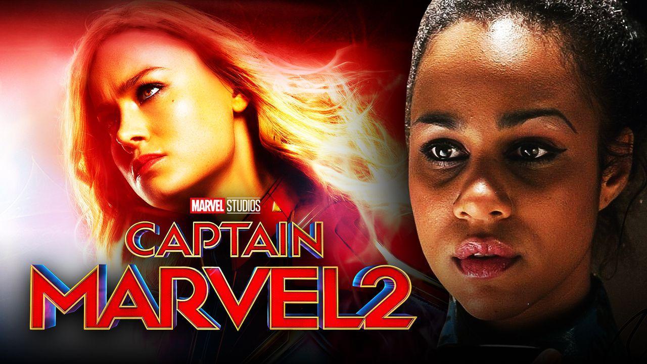 Brie Larson's Captain Marvel 20 Finds Its Main Villain In Zawe Ashton