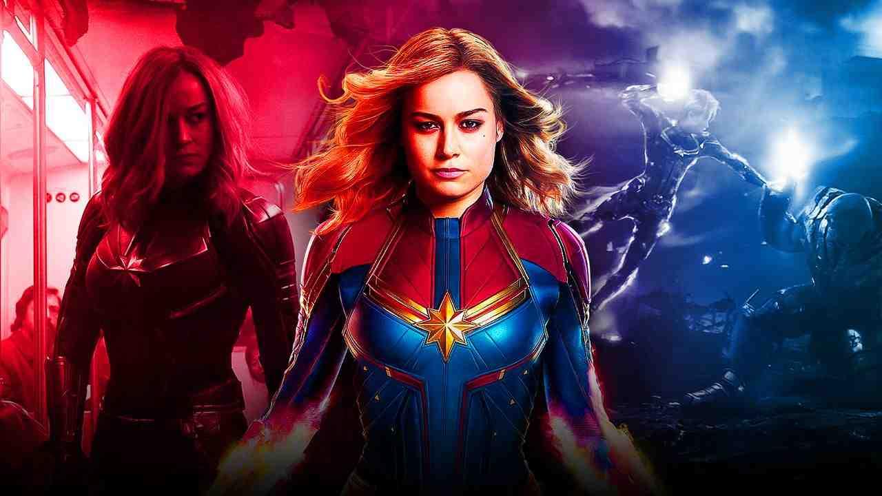 Captain Marvel, Brie Larson, Avengers: Endgame