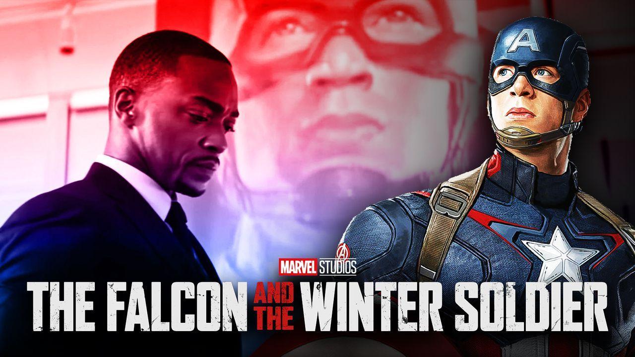Captain America, Cap, Falcon, Sam Wilson, Steve Rogers, Falcon and the Winter Soldier