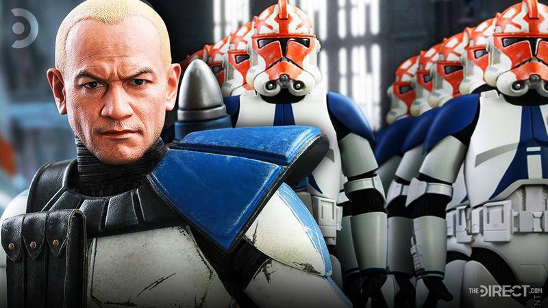 Clone Wars Captain Rex
