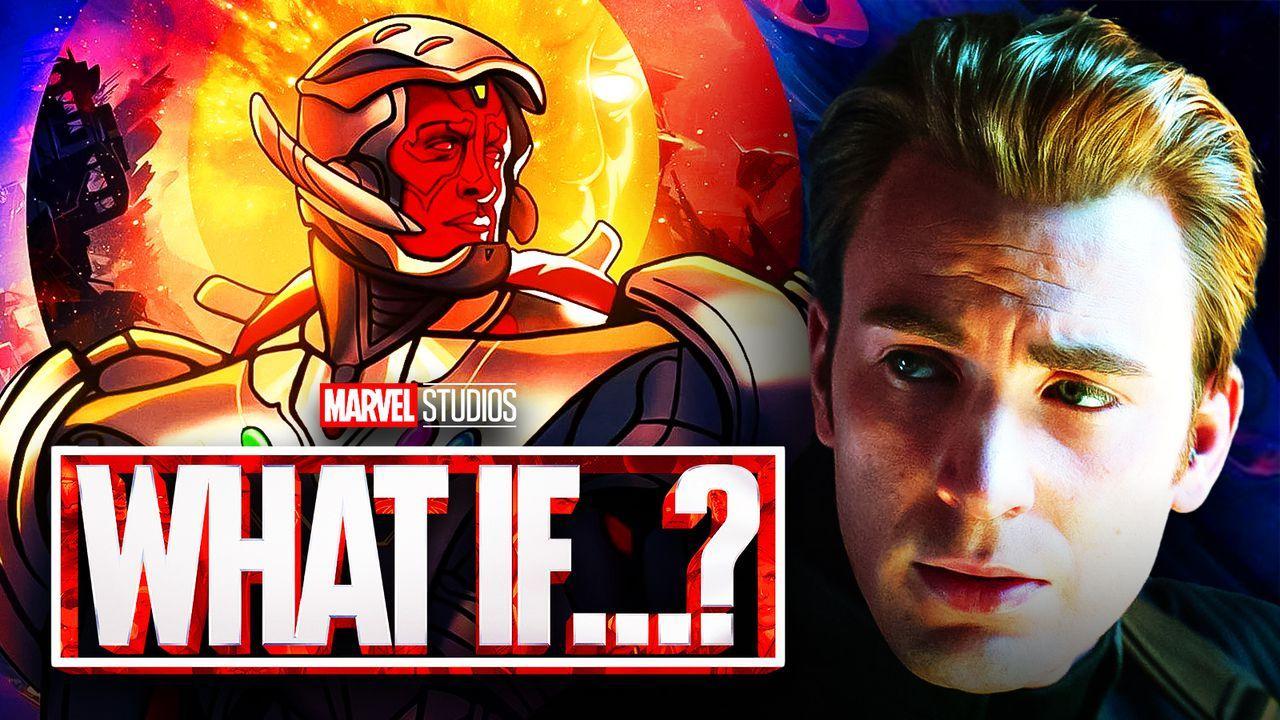 Ultron, Chris Evans' Captain America, What If