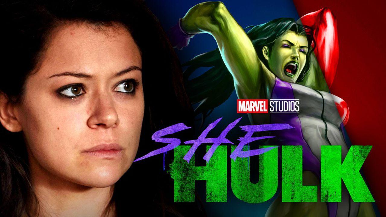 Tatiana Maslany, She-Hulk