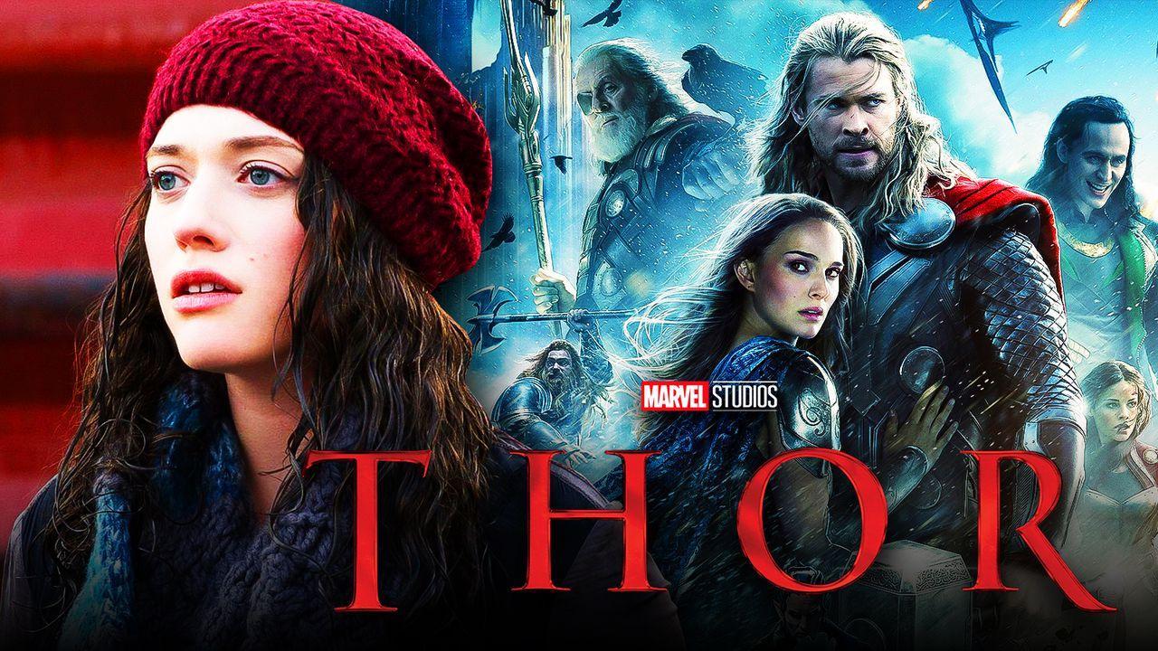 Darcy Thor Kat Dennings