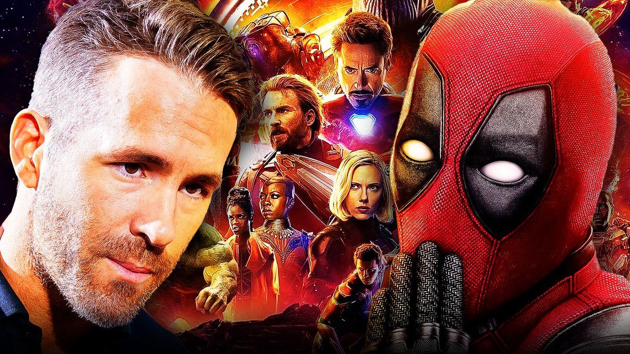 Ryan Reynolds, Deadpool, Avengers Infinity War