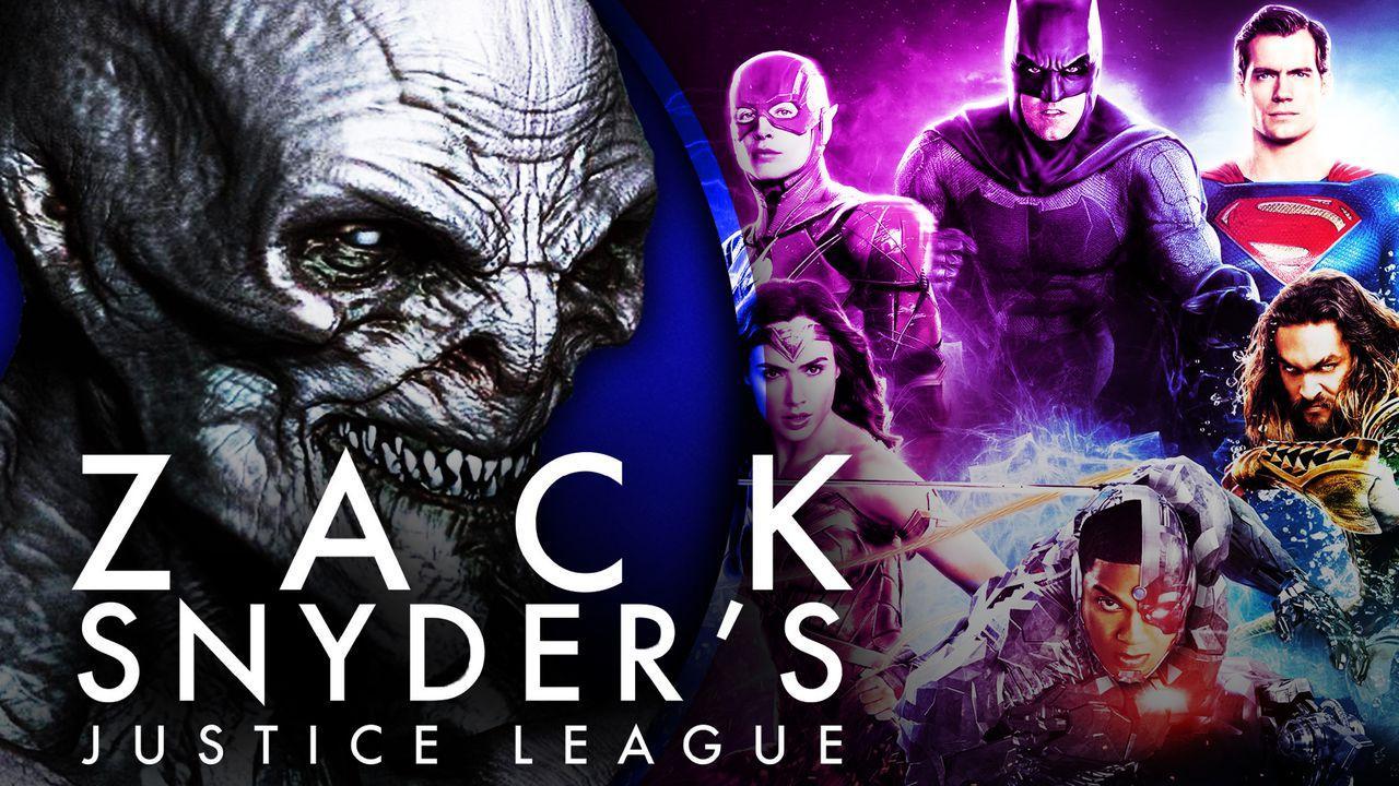 DeSaad, Justice League, Zack Snyder's Justice League