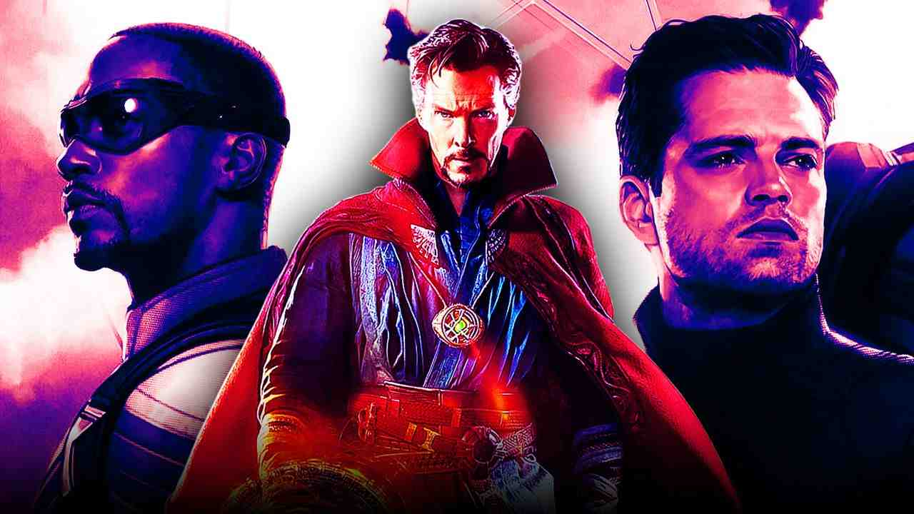 Falcon, Doctor Strange, Winter Soldier
