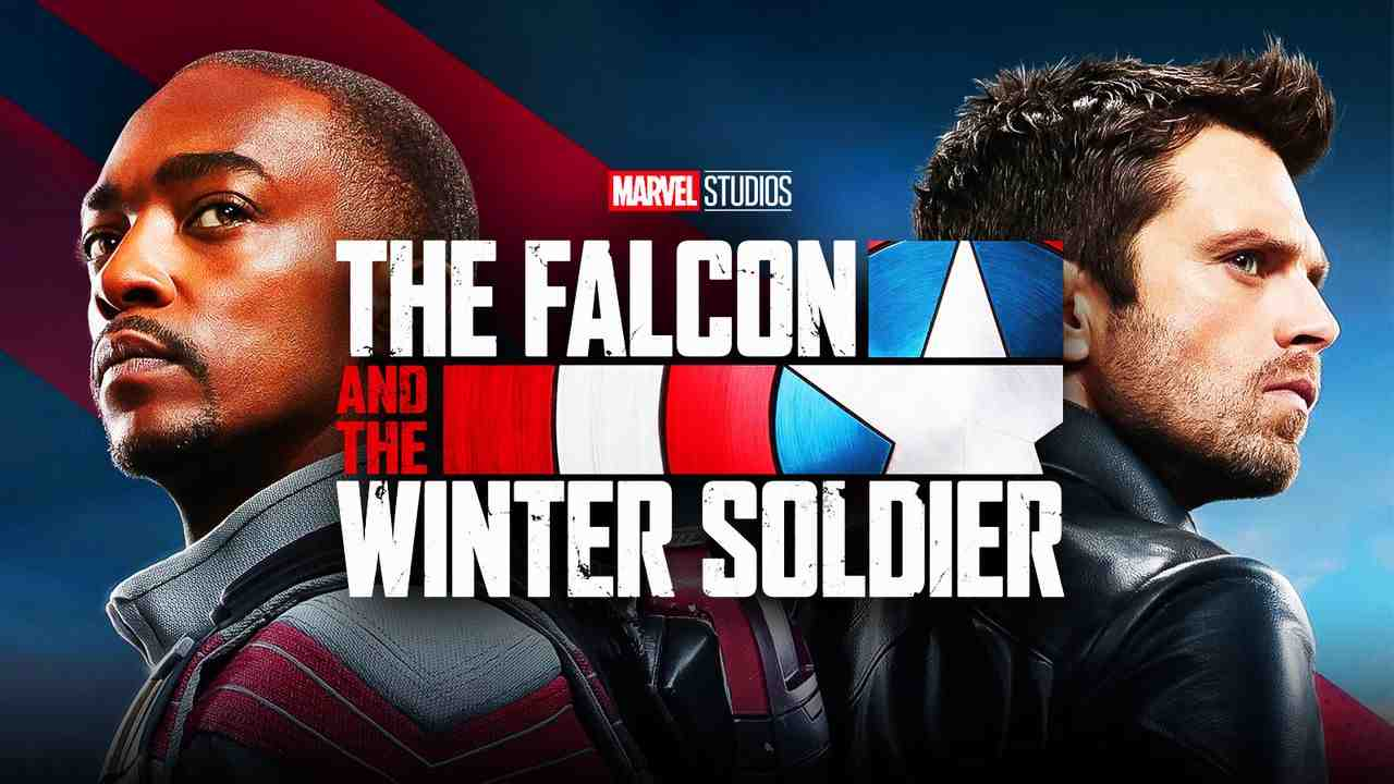 Falcon and Winter Soldier Background