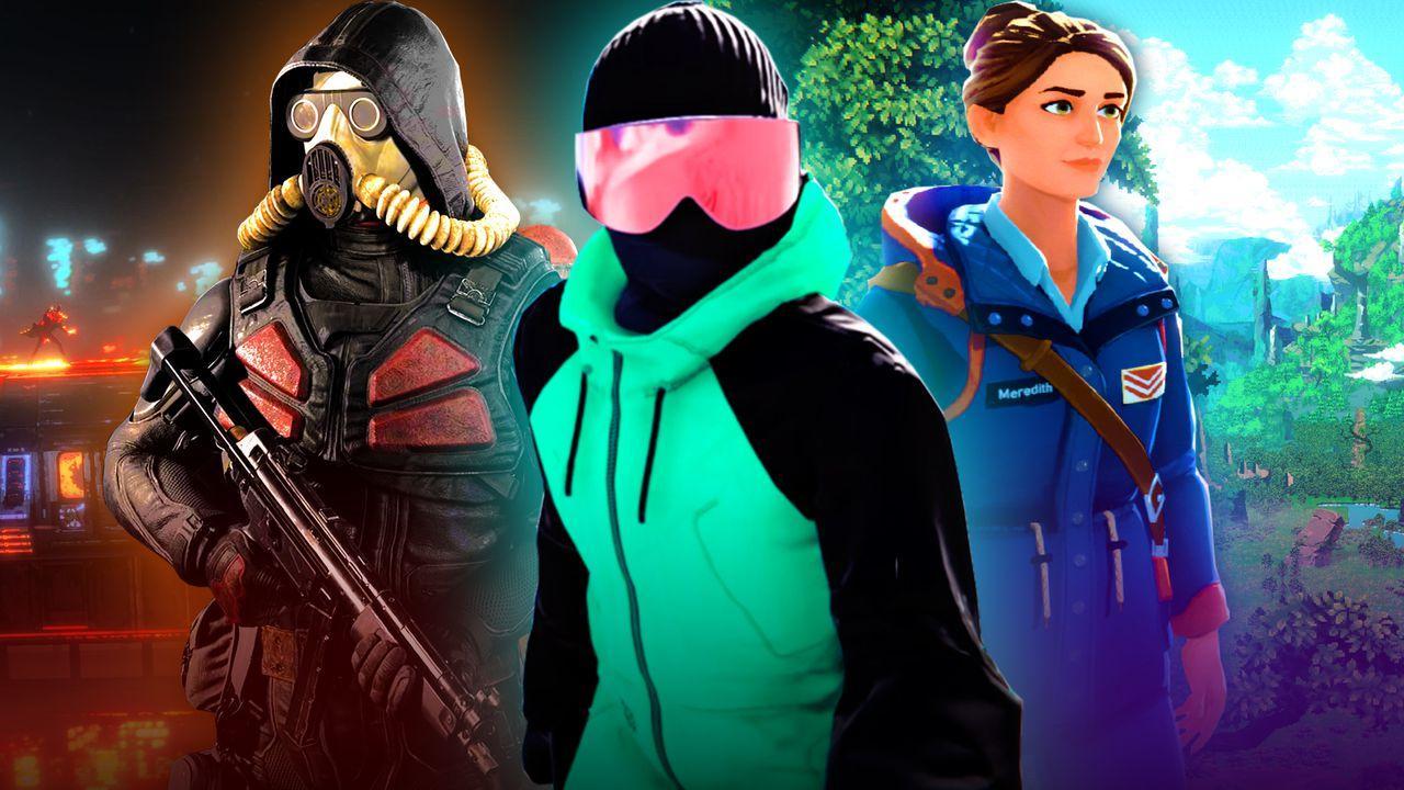 E3 SHREDDERS LAKE Video Games