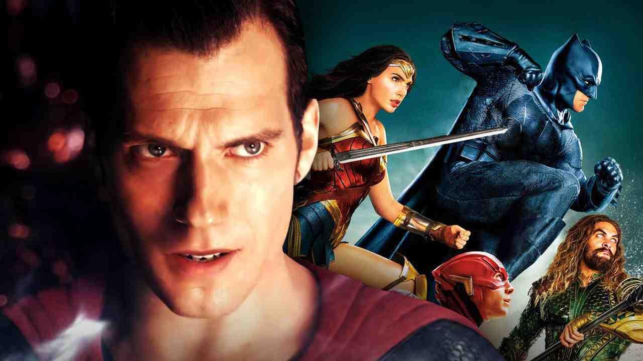 Superman, Justice League team shot
