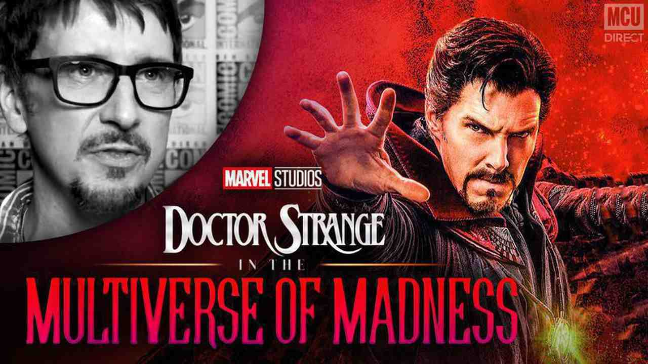 Marvel Studios begin search for the new director of Doctor Strange 2