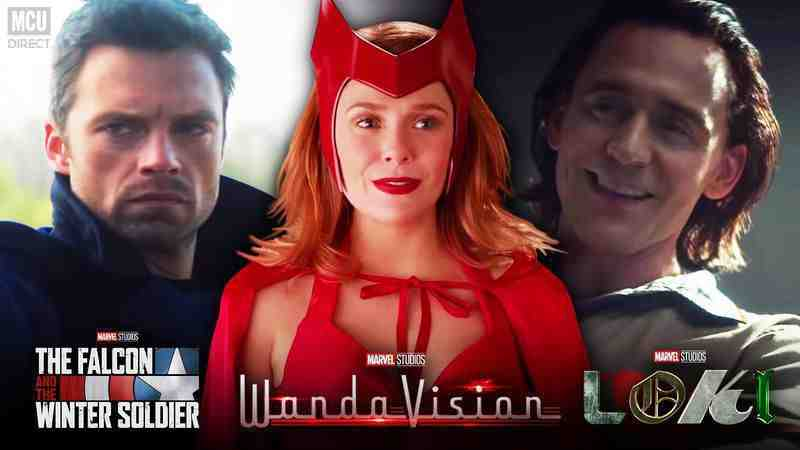 The Falcon and The Winter Soldier, WandaVision and Loki synopses revealed
