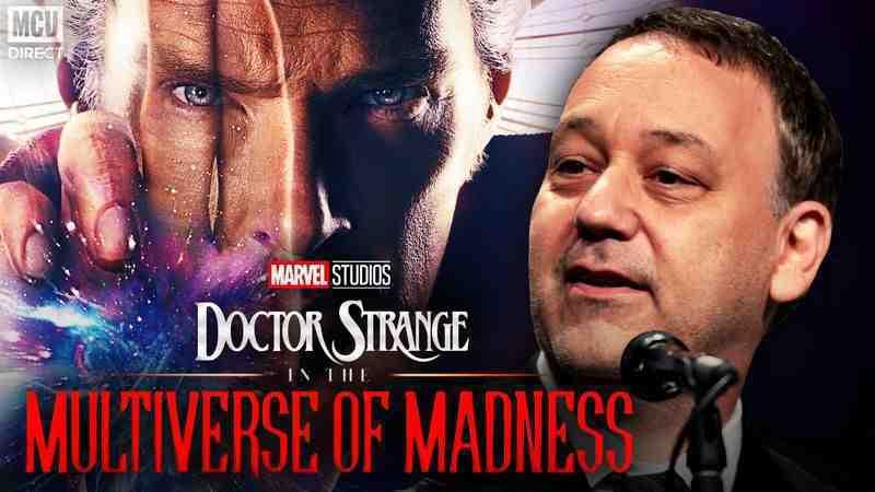 Sam Raimi in talks to direct Doctor Strange in the Multiverse Of Madness