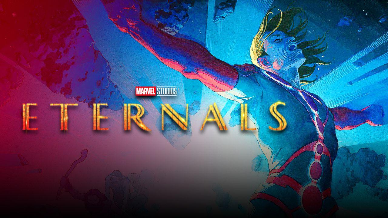 Ikaris, Eternals Logo
