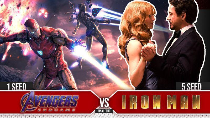 Endgame v Iron Man