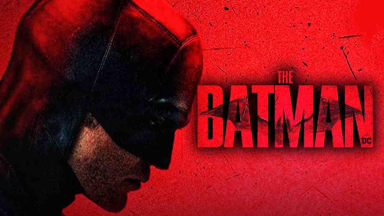 Batman on left, Batman Logo