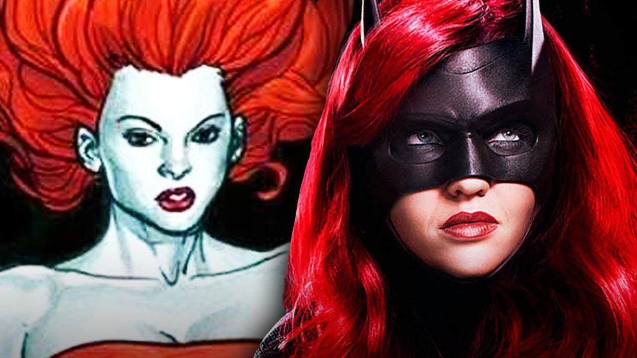 Whisper A'Daire, Batwoman