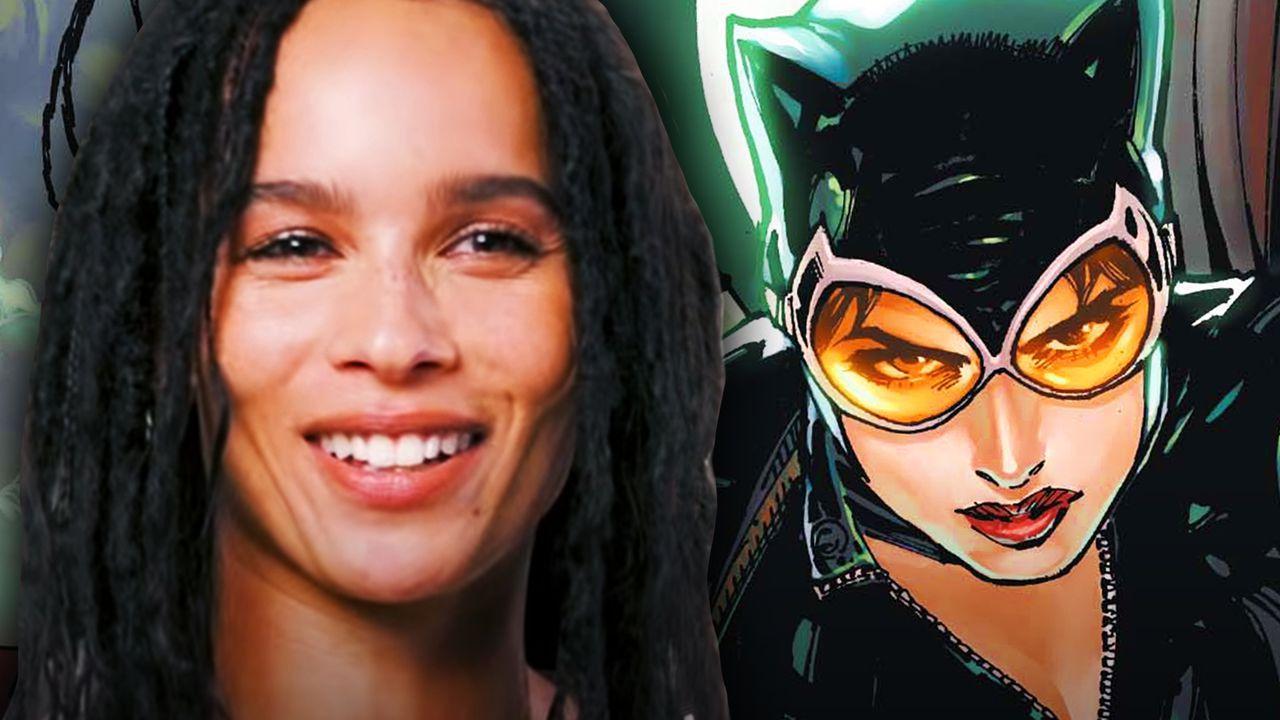Zoe Kravitz Catwoman