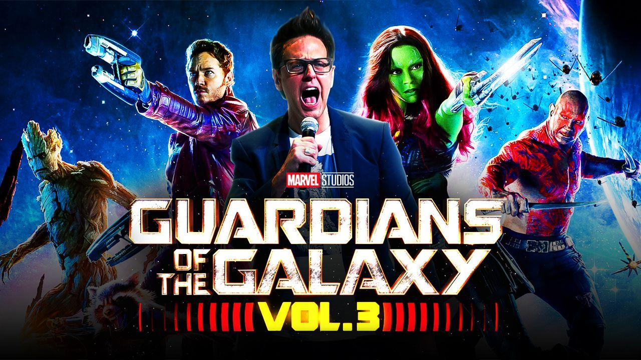 Guardians of the Galaxy Vol. 3, James Gunn, MCU