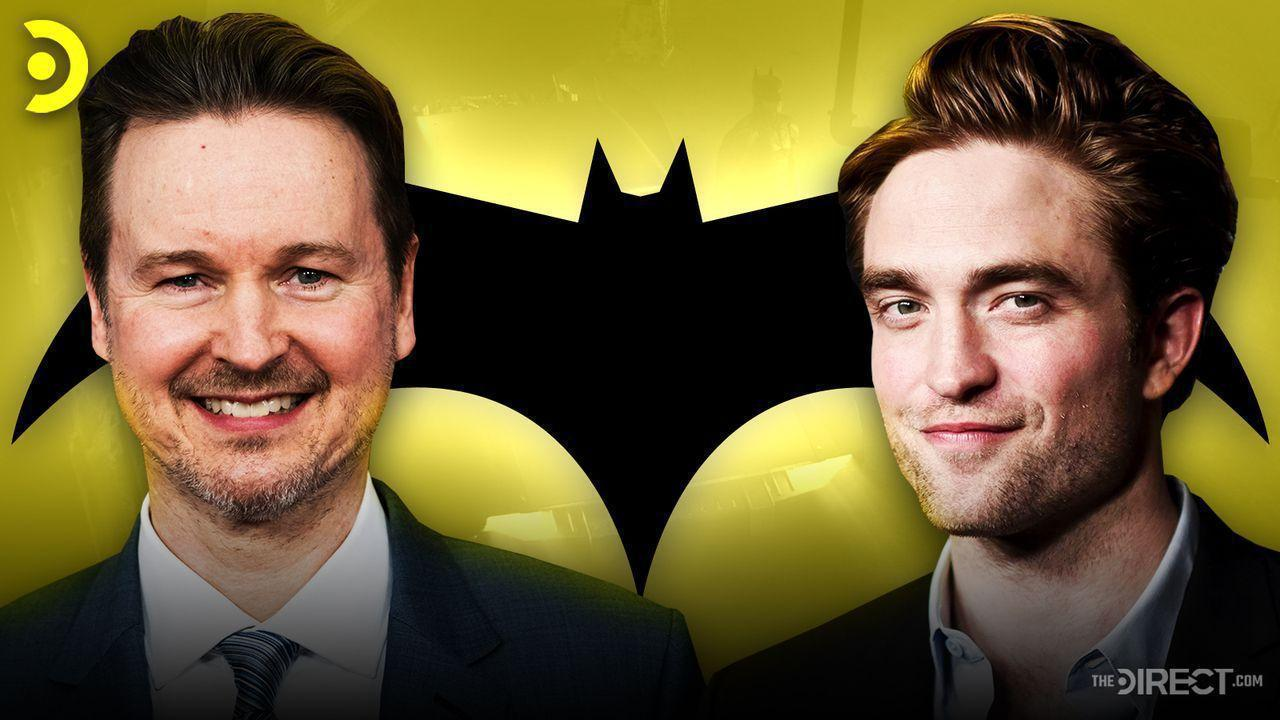 Matt Reeves and Robert Pattinson