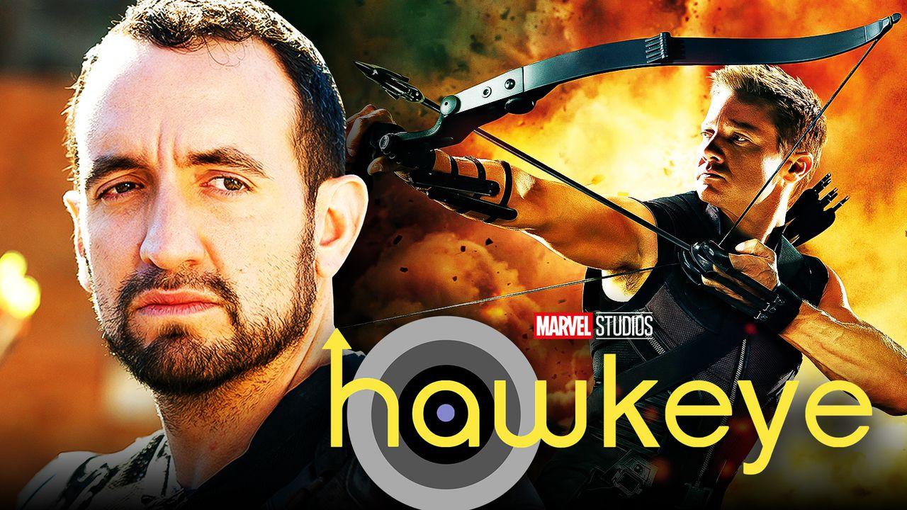 Carlos Navarro Hawkeye