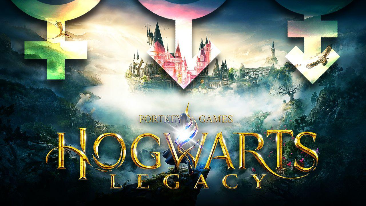 Hogwarts Legacy Transgender