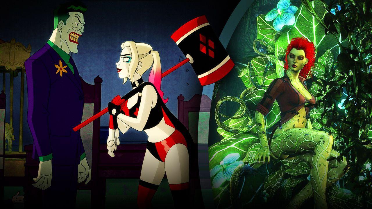 Joker and Harley Quinn, Poison Ivy