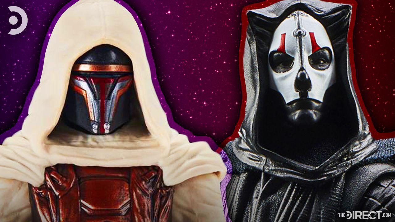Jedi Knight Revan and Darth Nihilus