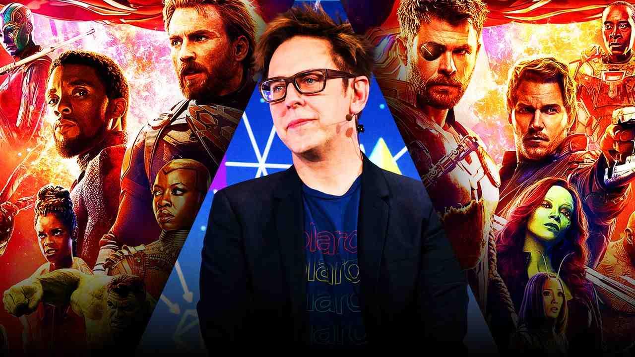 Avengers: Infinity War, James Gunn