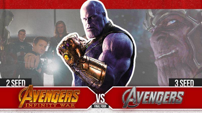 IW v Avengers