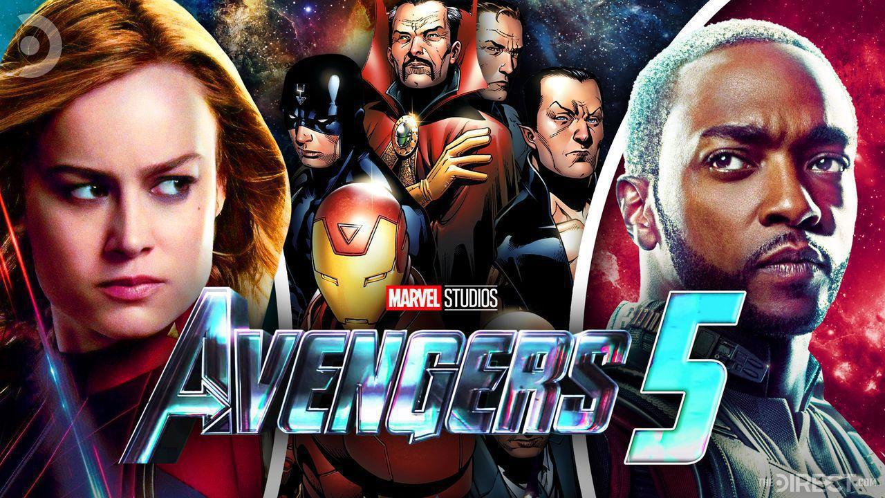Captain Marvel, Illuminati Team, Falcon