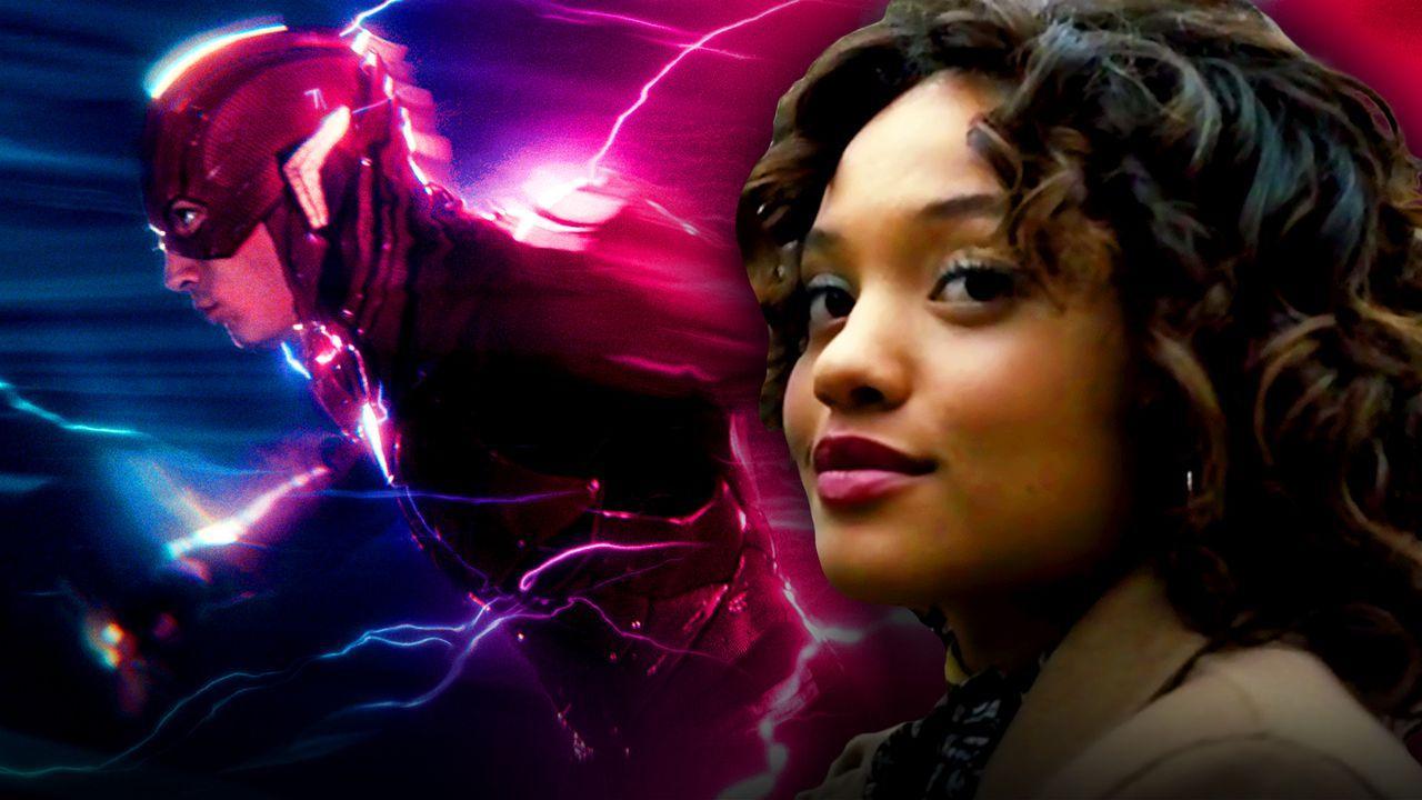 Idris West Flash Movie