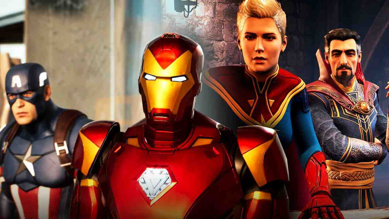Marvels Midnight Suns Gameplay Trailer
