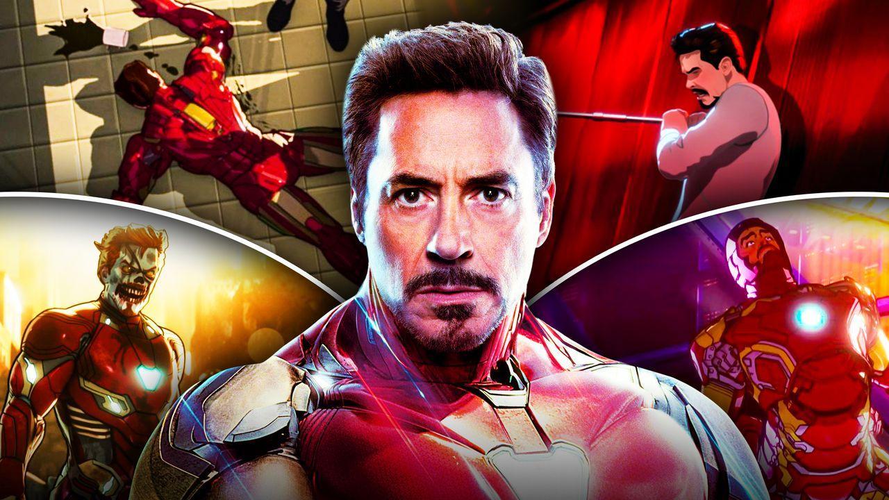 Iron Man Tony Stark What If death