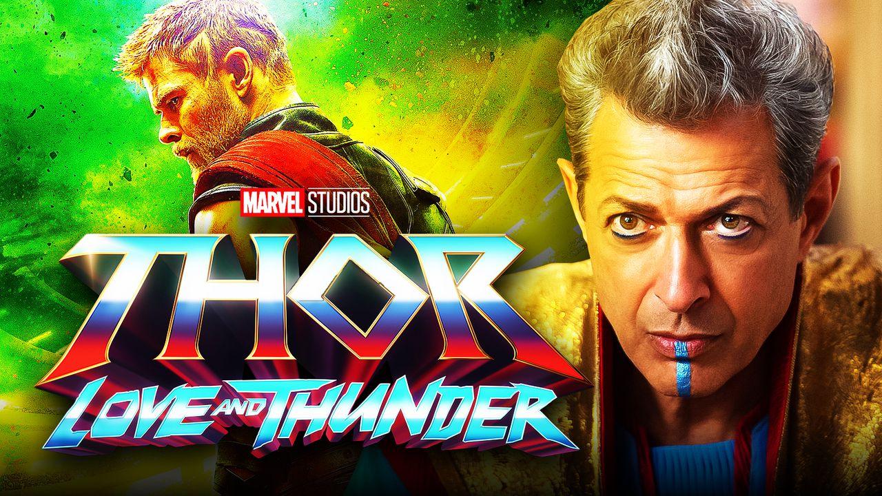Thor Grandmaster Jeff Goldblum