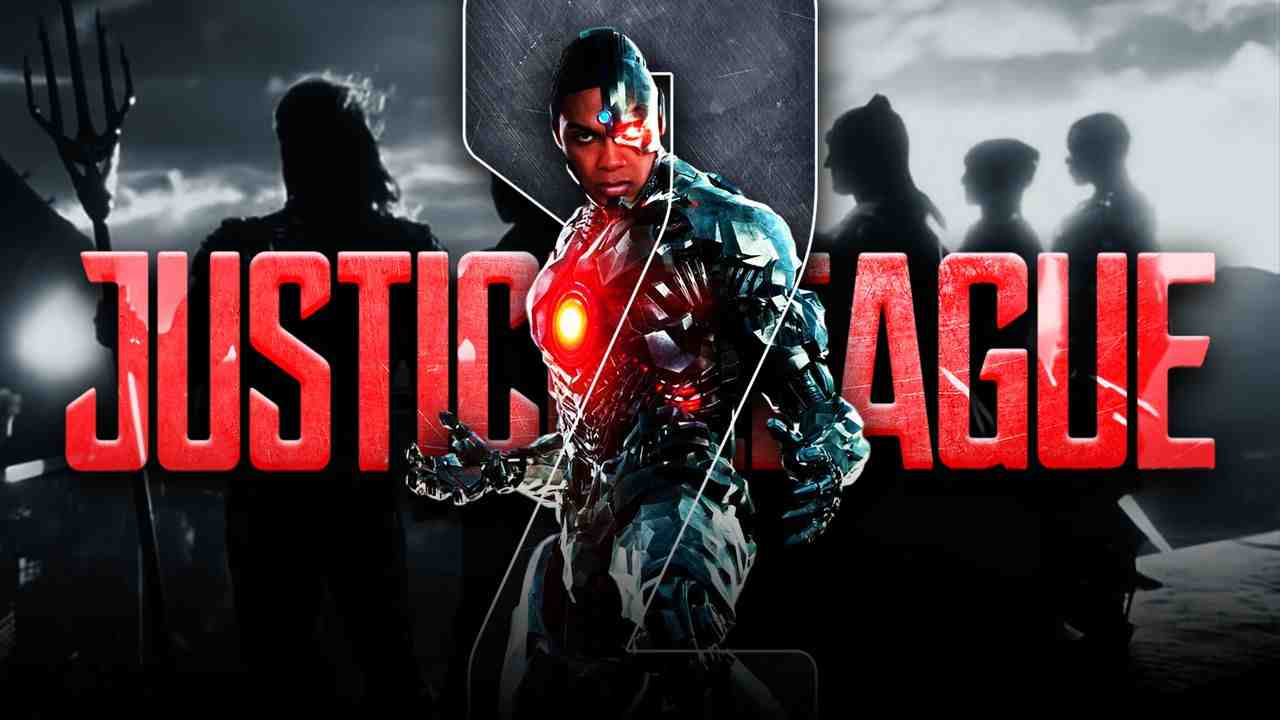 Justice League 2, Cyborg