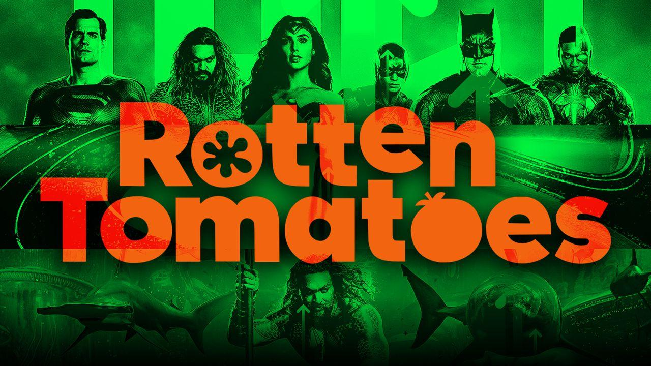 Rotton Tomatoes, Justice League, Zack Snyder