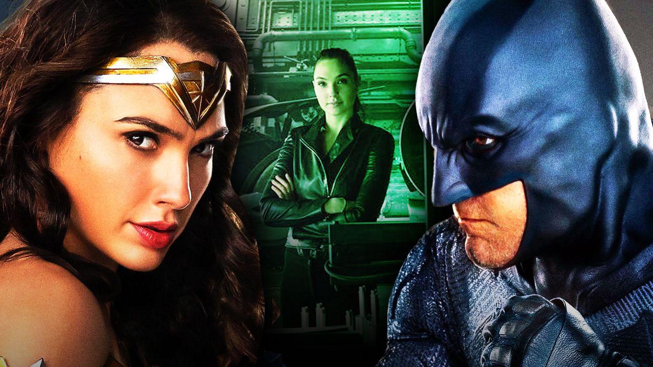 Wonder Woman, Gal Gadot, Batman