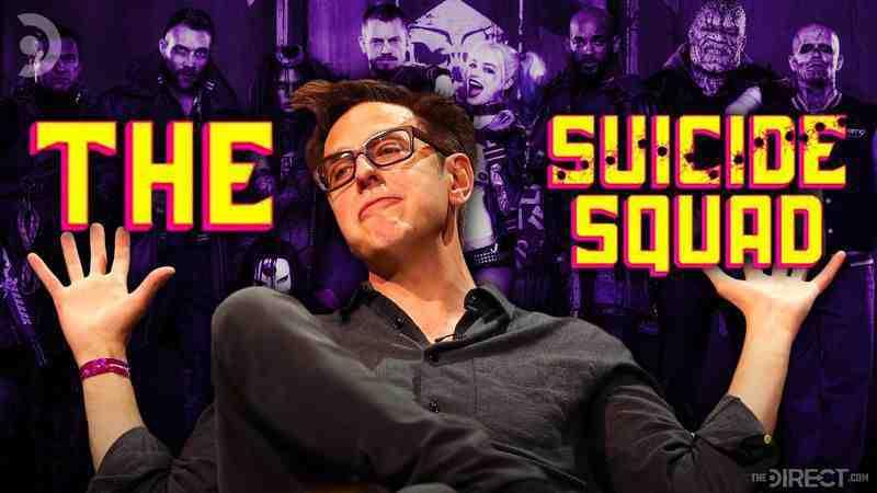 James Gunn Talks The Suicide Squad Title