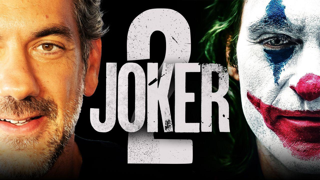 Todd Phillips Joaquin Phoenix as Joker