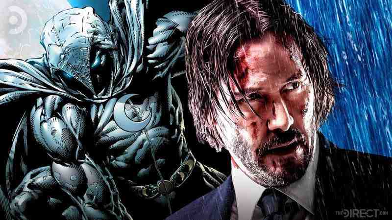 Will Keanu Reeves portray Moon Knight in the MCU?