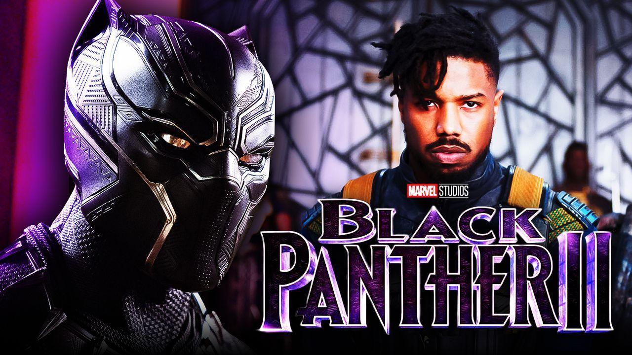Black Panther, Erik Killmonger, Michael B. Jordan, MCU