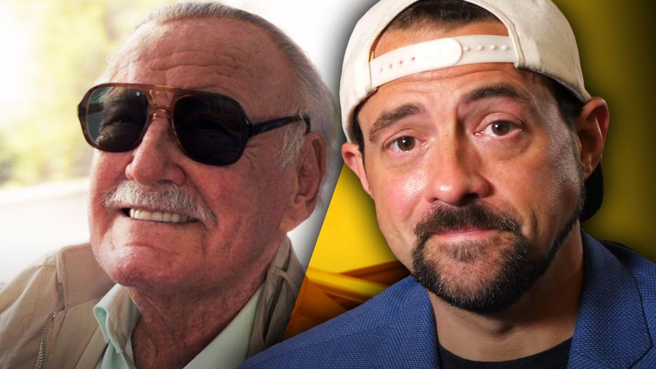 Kevin Smith, Stan Lee
