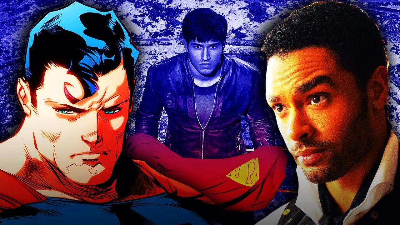 Superman Regé-Jean Page