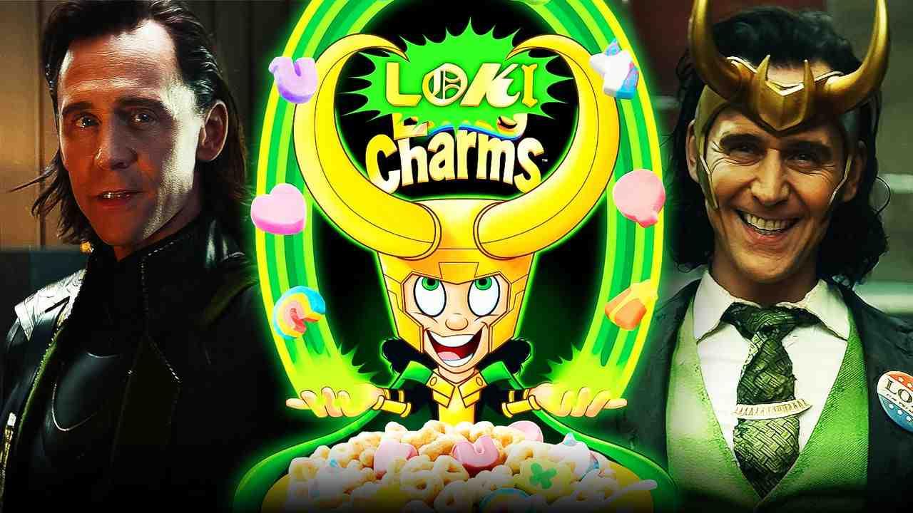 lucky charms loki disney+ mcu