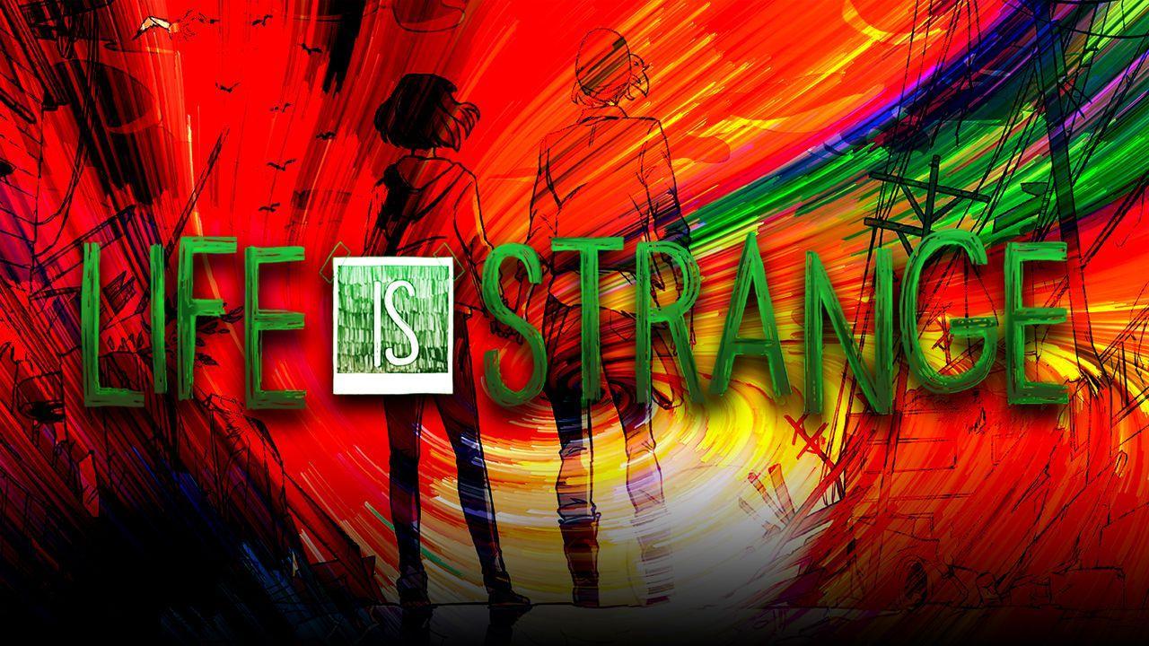 Life Is Strange art