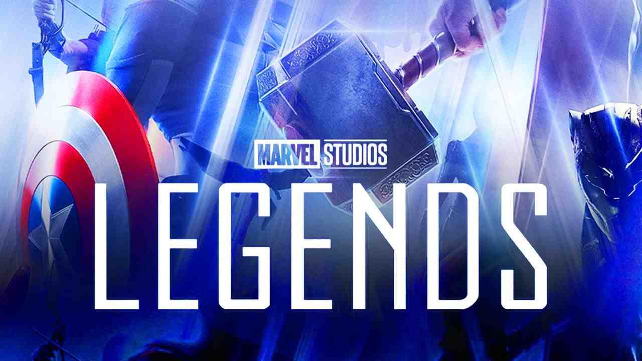 Marvel Studios: Legends logo